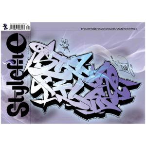 Stylefile Magazine 41 – Mysteryfile_Graffiti_Spraydaily_01