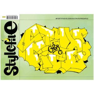 stylefile Magazine 45 - Freshfile_Graffiti_Spraydaily_01