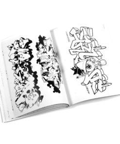 Graffiti Coloring Book | Spraydaily.com